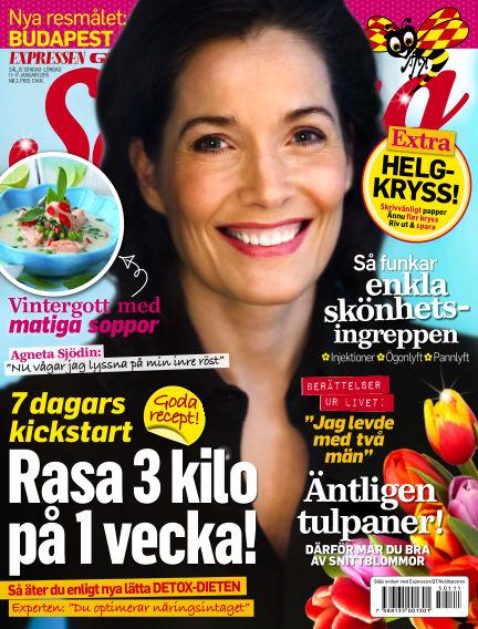Expressen Söndag January 11, 2015 00:00