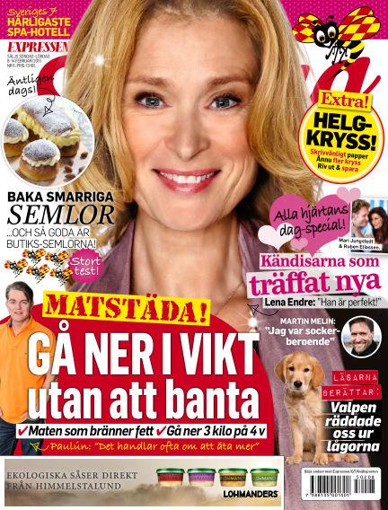 Expressen Söndag February 08, 2015 00:00