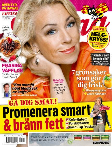 Expressen Söndag March 15, 2015 00:00