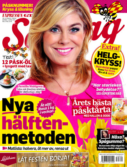 Expressen Söndag March 29, 2015 00:00