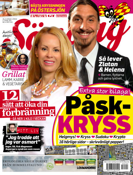 Expressen Söndag April 05, 2015 00:00