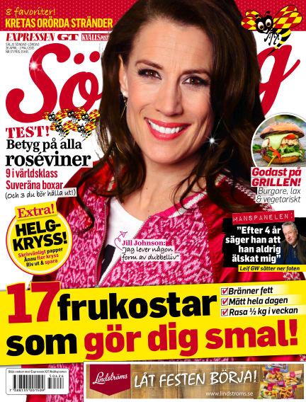 Expressen Söndag April 26, 2015 00:00