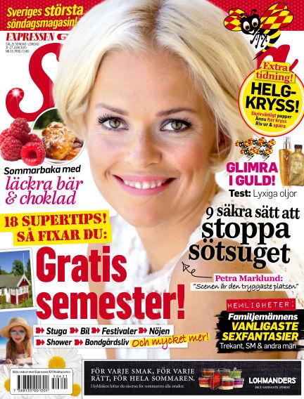 Expressen Söndag June 21, 2015 00:00