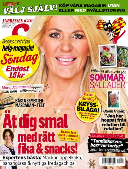 Expressen Söndag June 28, 2015 00:00
