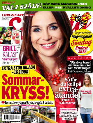 Expressen Söndag 2015-07-12