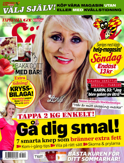 Expressen Söndag July 19, 2015 00:00