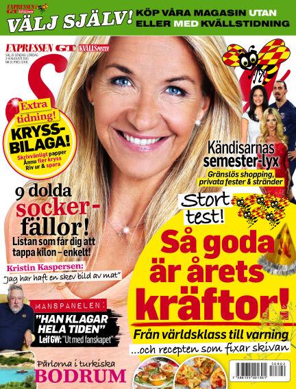Expressen Söndag August 02, 2015 00:00