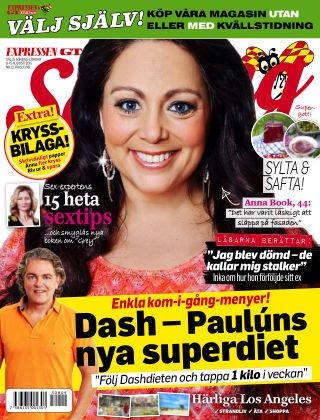 Expressen Söndag 2015-08-09
