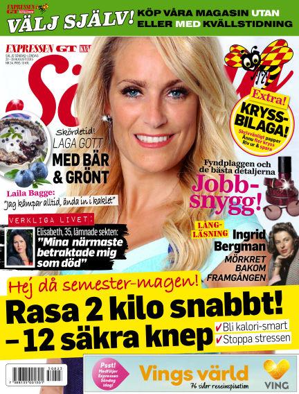 Expressen Söndag August 23, 2015 00:00