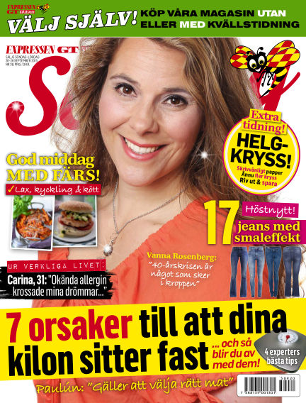 Expressen Söndag September 20, 2015 00:00
