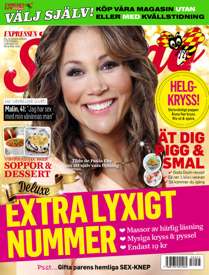 Expressen Söndag September 27, 2015 00:00