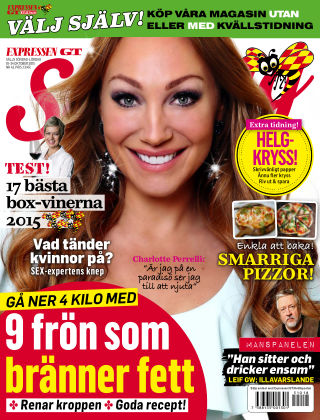 Expressen Söndag 2015-10-18