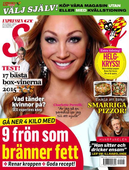 Expressen Söndag October 18, 2015 00:00