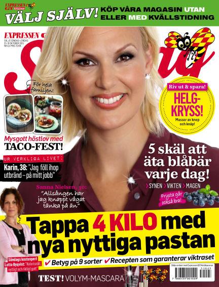Expressen Söndag October 25, 2015 00:00