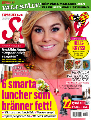 Expressen Söndag 2015-11-01