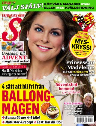Expressen Söndag 2015-11-15