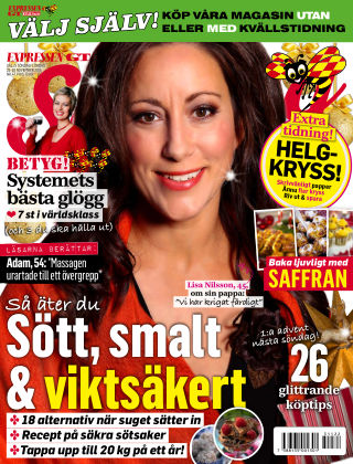 Expressen Söndag 2015-11-22