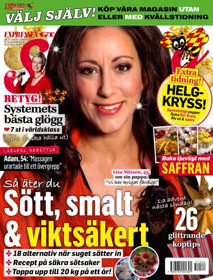 Expressen Söndag November 22, 2015 00:00
