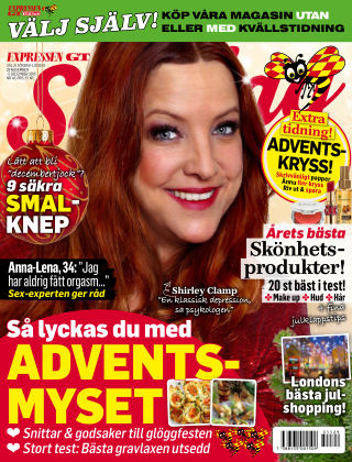 Expressen Söndag 2015-11-29