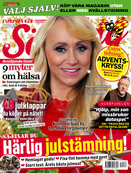 Expressen Söndag December 06, 2015 00:00