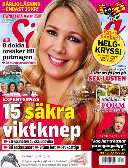 Expressen Söndag January 17, 2016 00:00
