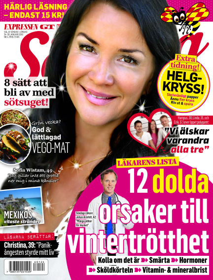 Expressen Söndag January 24, 2016 00:00
