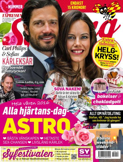 Expressen Söndag February 14, 2016 00:00