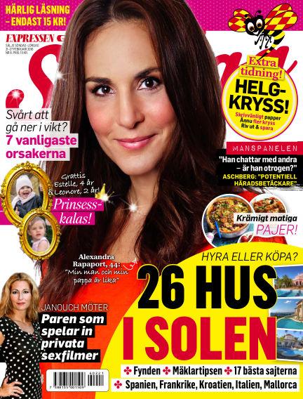 Expressen Söndag February 21, 2016 00:00