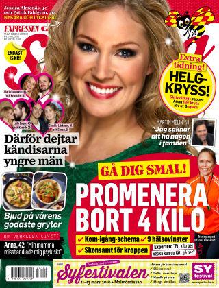 Expressen Söndag 2016-03-06