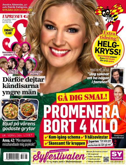 Expressen Söndag March 06, 2016 00:00