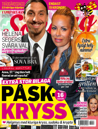 Expressen Söndag 2016-03-27