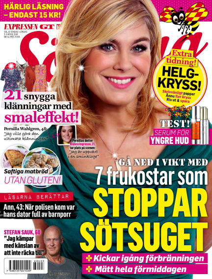 Expressen Söndag April 03, 2016 00:00