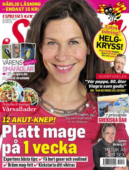 Expressen Söndag April 10, 2016 00:00
