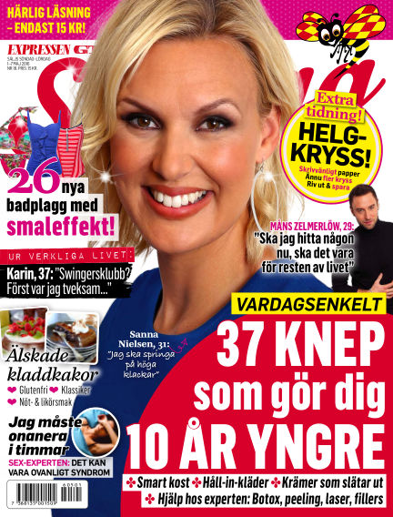 Expressen Söndag May 01, 2016 00:00