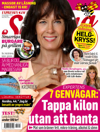 Expressen Söndag 2016-05-15