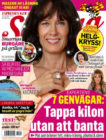Expressen Söndag May 15, 2016 00:00