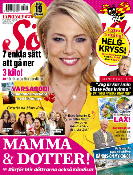 Expressen Söndag May 29, 2016 00:00