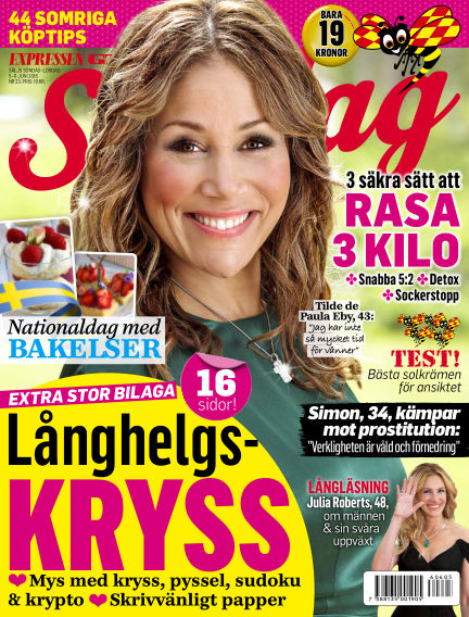 Expressen Söndag June 05, 2016 00:00