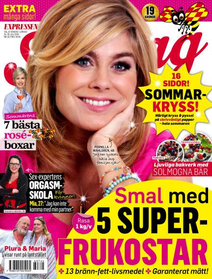 Expressen Söndag July 24, 2016 00:00