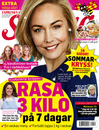 Expressen Söndag 2016-08-14