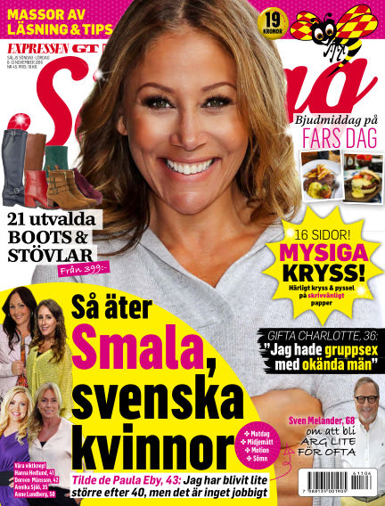 Expressen Söndag November 06, 2016 00:00