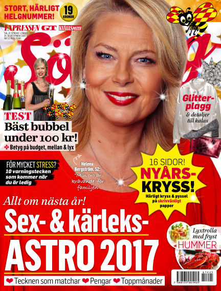 Expressen Söndag December 25, 2016 00:00
