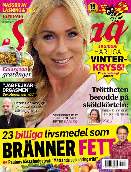 Expressen Söndag January 22, 2017 00:00