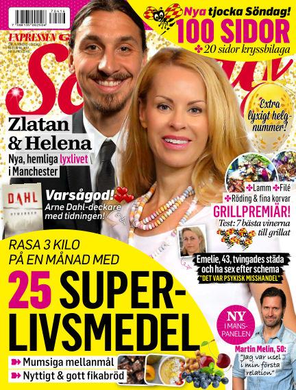 Expressen Söndag April 16, 2017 00:00