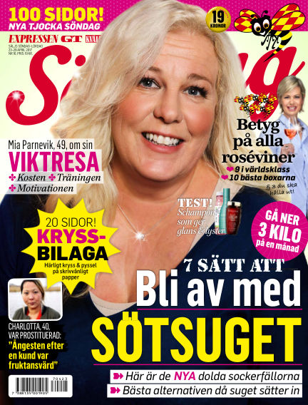 Expressen Söndag April 23, 2017 00:00