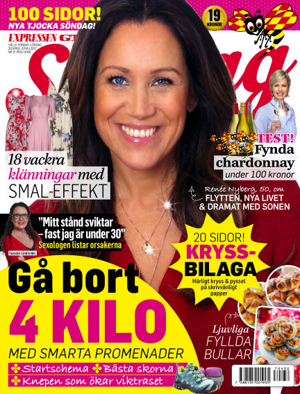 Expressen Söndag April 30, 2017 00:00