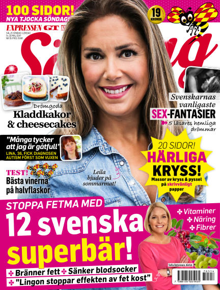 Expressen Söndag May 14, 2017 00:00