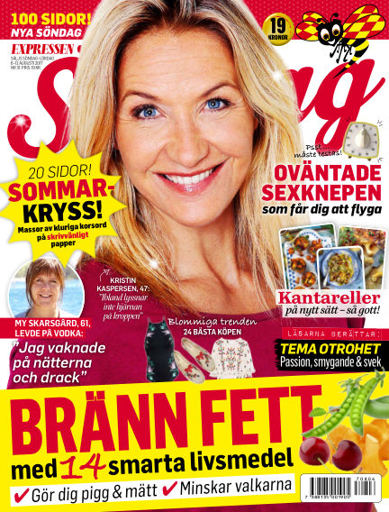 Expressen Söndag August 06, 2017 00:00