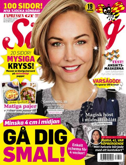 Expressen Söndag August 20, 2017 00:00