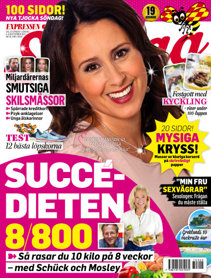 Expressen Söndag September 03, 2017 00:00